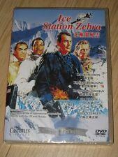 Ice Station Zebra (1968) DVD - Rock Hudson Ernest Borgnine  (Region All)