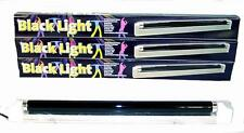 NEW BLACK LIGHT FIXTURE W BULB 18