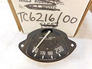 Hillman Minx Series IIIA  Temperature Gauge 5037627  Smiths TC6216/00  NOS  1959