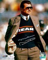 Bears MIKE DITKA Signed 16X20 Photo #1 AUTO - SB VI Champ - HOF '88 - JSA