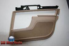 BMW E32 Rear Right Door Card Natur NLA 51421975716