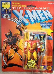 1991 ToyBiz The Uncanny X-MEN - Wolverine Action Figure - NEW !