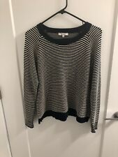 Madewell Striped Sweater Size S