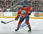 ADAM LARSSON signed 8x10 photo Edmonton Oilers new
