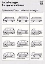 VW BUS Syncro Caravelle Multivan Carat Kabine Pritshce Technik Ausstattungen +++
