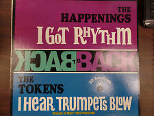 BACK TO BACK THE TOKENS 33 RPM EX 110615 TLJ