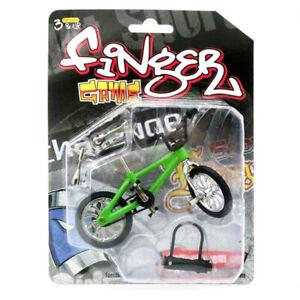 Mini Finger BMX Bicycle Tech Deck Simulation Mountain Bike Cycling Model Gifts K