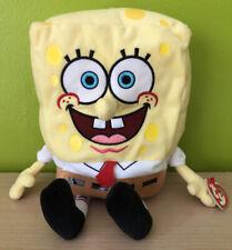 Ty Spongebob Plush Toy- Medium-New