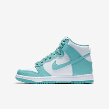 Nike YOUTH Dunk High (GS) Island Green SIZE 6Y, FITS WOMEN'S 7.5 BRAND NEW