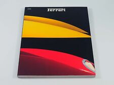 Official Ferrari Factory Yearbook Annual Book Brochure 1990