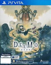 Deemo The Last Recital PS Vita Game English - Region Free - Ship with tracking