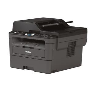 Brother MFC-L2710DW S/W-Laser-Multifunktionsdrucker Scanner Kopierer Fax WLAN