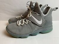 """Nike Lebron 14 XIV """"Mag"""" 852405 005 Marty McFly Back To The Future Men's Size 8"""