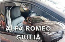 2 Deflettori Aria Antiturbo Alfa Romeo GIULIA 2016 in poi 5 porte
