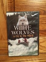 White Wolves A Cry in the Wild II DVD NEW SEALED And FREE SHIPPING
