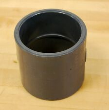 """Colonial U.S.A 4"""" SCH80 Coupler Straight Socket to Socket Fitting - NEW"""