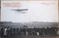 1911 French Aviation Postcard: Morane, Trouville-Le Havre - Airplane/Aeroplane