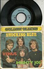 """Shocking Blue - Venus /Mighty Joe (1969) GERMANY 7"""" Golden Oldies"""