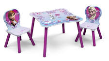Disney Frozen Table and Chair Set (purple) TT89498FZ From Delta Children UXX