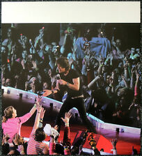 THE ROLLING STONES POSTER PAGE 2006 SUPERBOWL CONCERT MICK JAGGER . Y122