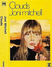 Joni Mitchell ‎Clouds CASSETTE ALBUM Folk Rock Reprise inc. Both Sides Now etc