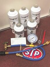 R134A, EnviroSafe Alternate REFRIGERATION, AIR CONDITIONING RECHARGE KIT A1