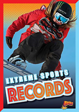 Weakland Mark-Extreme Sports Records (US IMPORT) BOOK NEW