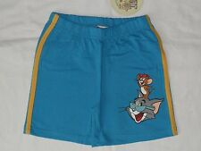 1pair Tom and Jerry Summer Shorts.2yrs.reduced to Clear Blue 3 Years(tagged 98)
