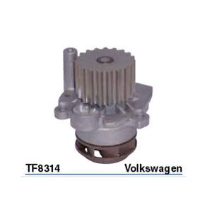 Tru-Flow Water Pump (Saleri Italy) TF8314 fits Volkswagen Caddy 1.9 TDI (2K)