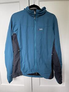 Rab Vapour Rise Jacket Ladies Size 14