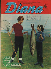 Diana Magazine No. 258  27 January 1968