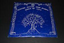 Medford Senior High School Choir Of 1977~AUTOGRAPHED~FAST SHIPPING
