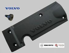 Original Volvo C30 S40 V50 Motorabdeckung + Schrauben 30650468