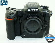 Nikon D500 Camera Body * Mint * Originally from Jessops