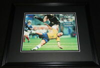 Zinedene Zidane World Cup Framed 11x14 Photo Display