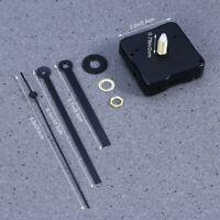 DIT Quartz Clock Movement Mechanism Sweep Silent Wall Repair Kits Replacement UK