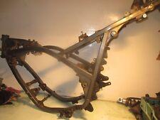 Yamaha SRX 600 Frame