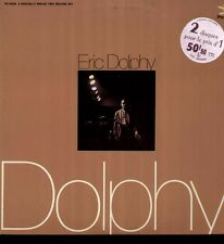 Dolphy Eric, Outward Bound / Out There 2 LP RI