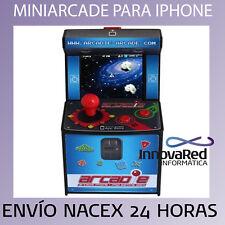 Miniconsola Arcade para iPhone  Arcadie