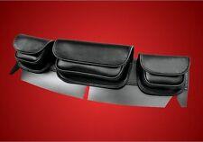Triple Windshield Pouch for Harley FLHT FLHTC Electra Glide FLTCU Ultra #HD3-96