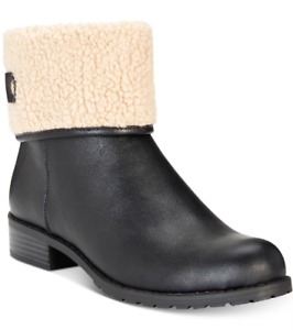 NEW Style & Co Women's Beana Bootie Boots Size 6.5 M Black / Natural $90