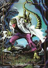 LIZARD / 1992 Marvel Masterpieces BASE Trading Card #41 Art by JOE JUSKO