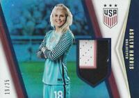 2016 Panini USA Soccer Materials - USMNT & USWNT - Guaranteed Authentic - Holo
