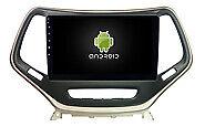"AUTORADIO 10.2"" Android 10 JEEP CHEROKEE 2016"