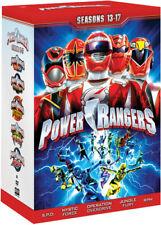 Power Rangers: Season 13-17 [New DVD] Boxed Set
