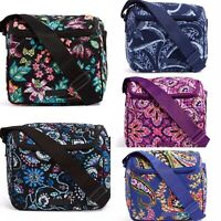 Vera Bradley Iconic Stay Cooler Insulated Lunch Bag Cotton Pick from 5 Designs