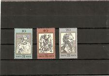 Briefmarken---DDR---1971-----Postfrisch----Mi 1672 - 1674-----