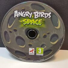 Angry Birds Space (PC, 2012) DISC ONLY