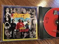 She Said [CD] [Single] by The Pharcyde (CD, Jul-1996, Delicious Vinyl) Oop