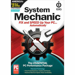 ioLo System Mechanic (1 PC - 1 Year) (eDelivery)